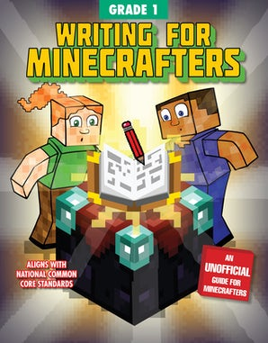 Writing for Minecrafters: Grade 1 book image