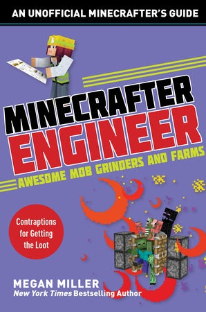 Minecrafter Engineer: Awesome Mob Grinders and Farms book image