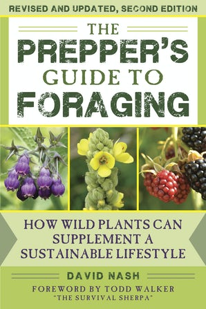 The Prepper's Guide to Foraging book image