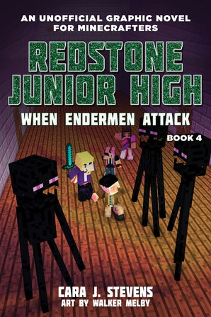 When Endermen Attack book image