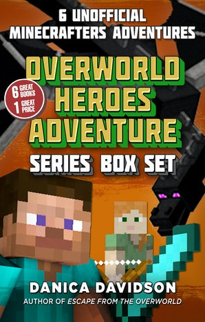 An Unofficial Overworld Heroes Adventure Series Box Set