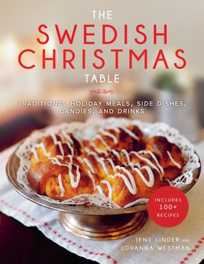 the swedish christmas table - Swedish Christmas Food