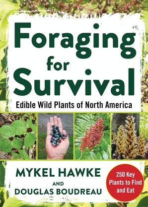 Foraging for Survival book image
