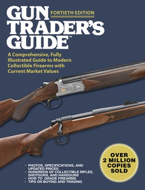 Gun Trader's Guide, Fortieth Edition book image