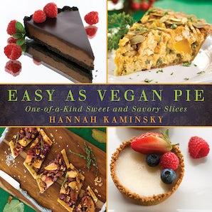 Easy As Vegan Pie book image