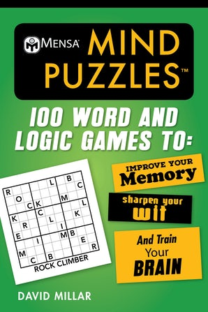 Mensa® Mind Puzzles book image