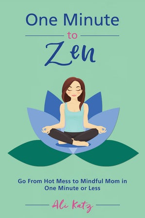 One Minute to Zen book image