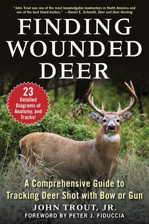 Finding Wounded Deer book image