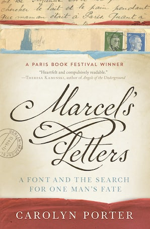 Marcel's Letters book image