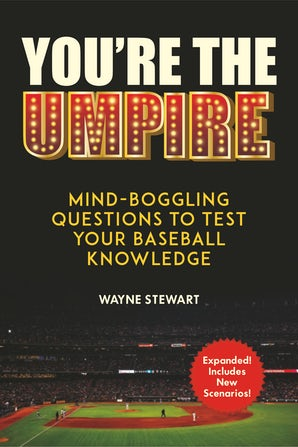You're the Umpire book image