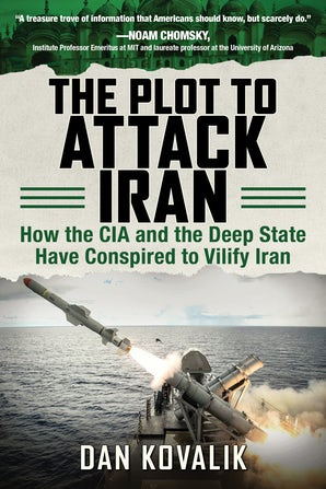 The Plot to Attack Iran book image