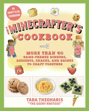 The Minecrafter's Cookbook book image