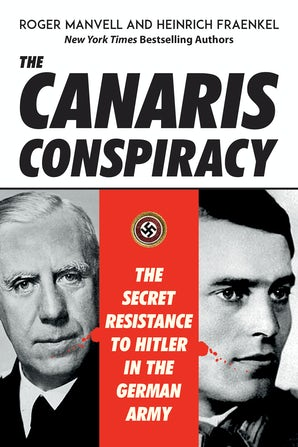 The Canaris Conspiracy book image