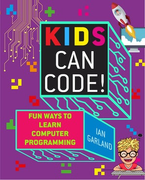 Kids Can Code! book image