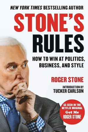 Stone's Rules book image