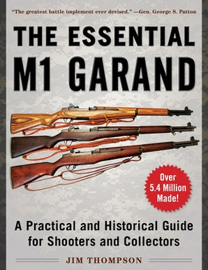 The Essential M1 Garand book image