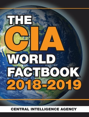 The CIA World Factbook 2018-2019 book image