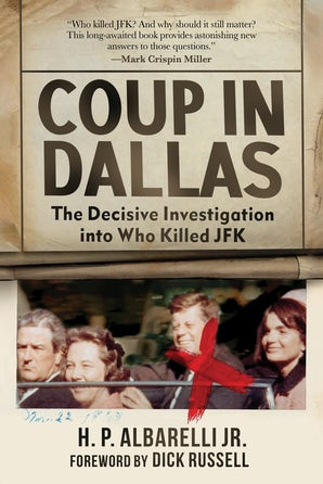 Coup in Dallas book image