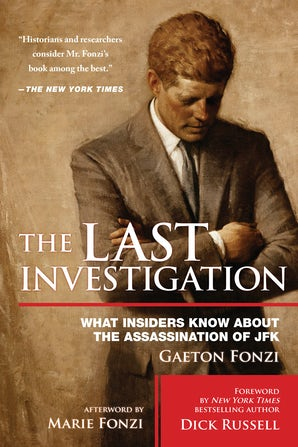 The Last Investigation book image