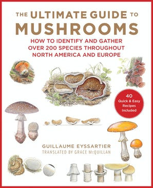 The Ultimate Guide to Mushrooms book image