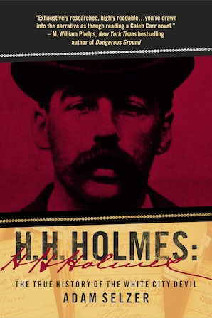 H. H. Holmes book image