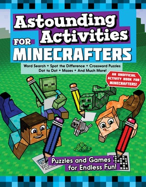 Astounding Activities for Minecrafters book image