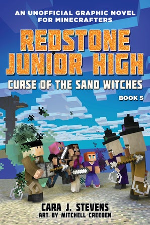 Curse of the Sand Witches book image