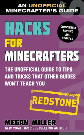 Hacks for Minecrafters: Redstone book image