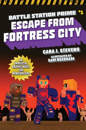 Escape from Fortress City book image