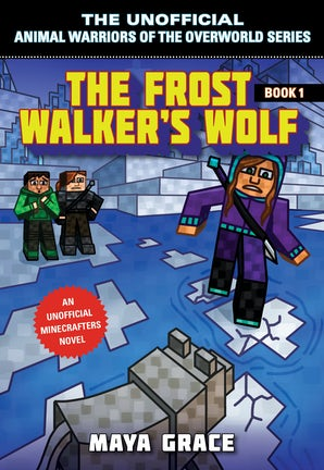 The Frost Walker's Wolf book image