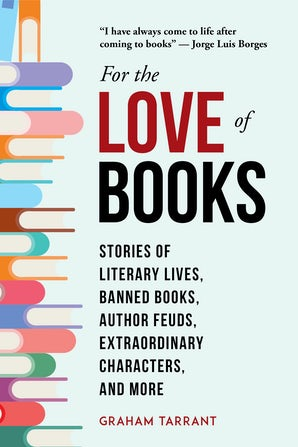 For the Love of Books book image