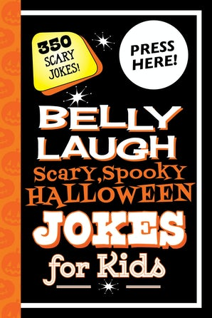 Belly Laugh Scary, Spooky Halloween Jokes for Kids book image