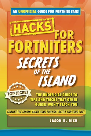 Fortnite Battle Royale Hacks: Secrets of the Island book image