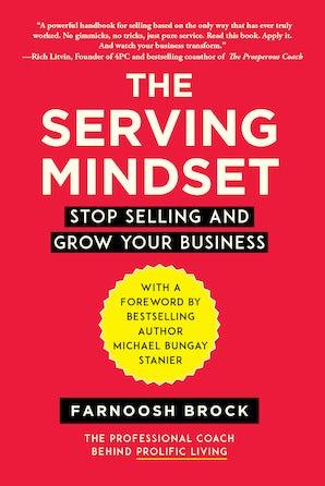 The Serving Mindset book image