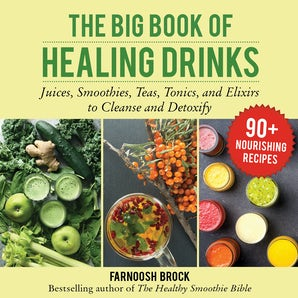 The Big Book of Healing Drinks book image