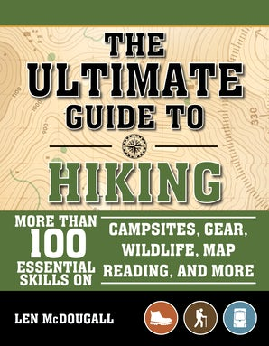 The Scouting Guide to Hiking: An Officially-Licensed Book of the Boy Scouts of America book image