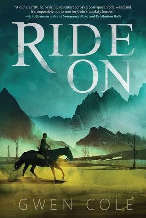 Ride On book image