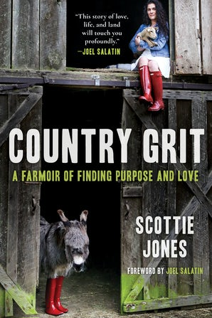 Country Grit book image