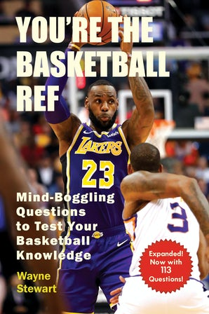 You're the Basketball Ref book image