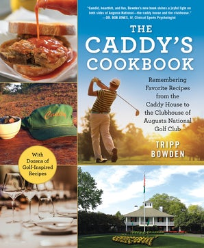 The Caddy's Cookbook book image