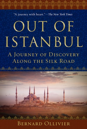 Out of Istanbul book image