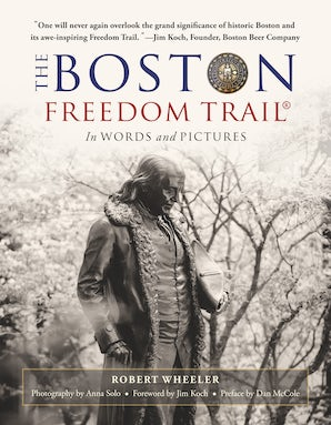The Boston Freedom Trail book image
