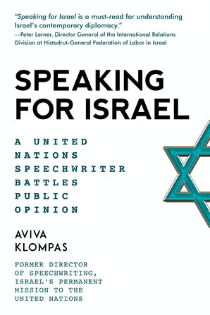 Speaking for Israel