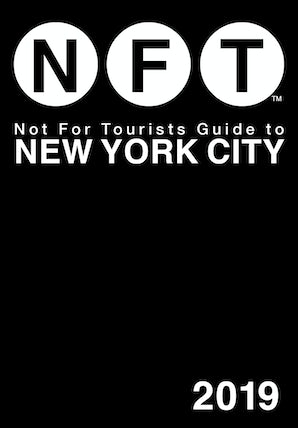 Not For Tourists Guide to New York City 2019 book image