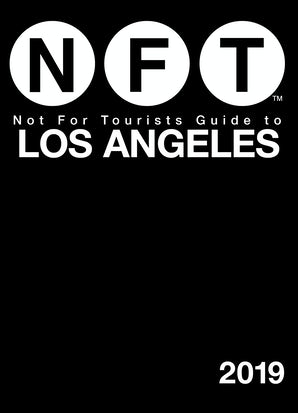 Not For Tourists Guide to Los Angeles 2019 book image