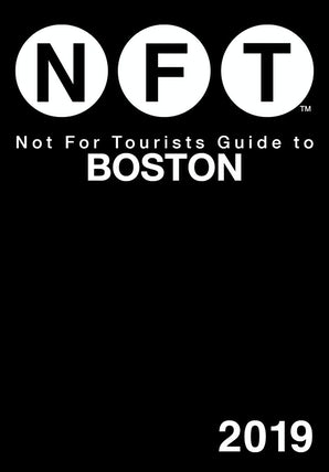 Not For Tourists Guide to Boston 2019 book image