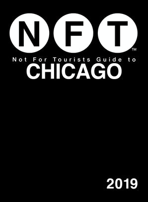 Not For Tourists Guide to Chicago 2019 book image