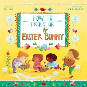 How to Track an Easter Bunny book image