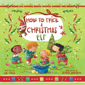 How to Trick a Christmas Elf book image
