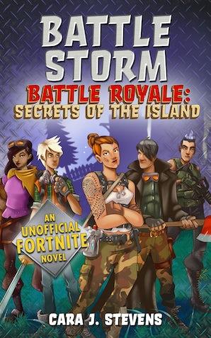 Battle Storm book image